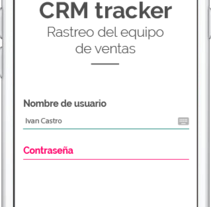 CRM tra. A Software Development, UI / UX, Web Design, and Web Development project by ivan castro         - 07.11.2016