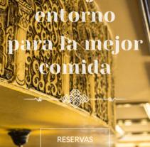 Web Cervecería Restaurante Aldaba. Um projeto de Desenvolvimento Web de Juan Manuel Lora         - 08.11.2016