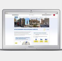Web site: Zona bus. Un proyecto de Diseño Web de Bonaria Staffetta         - 03.01.2016