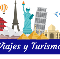 Viajes y Turismo. A Design, and Writing project by Mari Carmen Jaime Marmolejo         - 05.12.2016