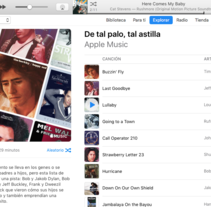 Apple Music - Contenidos musicales. A Cop, and writing project by Aurelio Medina         - 16.04.2015