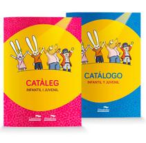Catálogo de literatura infantil y juvenil. Un proyecto de Diseño editorial y Diseño gráfico de Marta Girabal Montaner         - 18.11.2016