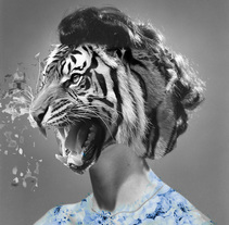 GRRR. A Design, Photograph, Graphic Design, and Collage project by Marina Alonso San Miguel - 19-11-2016