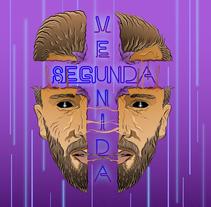 Segunda Venida . Um projeto de Ilustração de Álvaro López López         - 23.11.2016