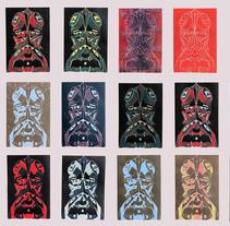 La Locura en el Quijote. Un proyecto de Ilustración, Bellas Artes y Serigrafía de Manuel Prados Ledantes         - 29.11.2016