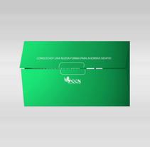 DISEÑO DE PACKAGING PARA LANZAMIENTO DE PRODUCTO FINANCIERO. A Design, and Packaging project by gina_almanzar         - 30.11.2016