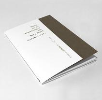 Noche en el Arqueológico. A Editorial Design, and Graphic Design project by Juan Jareño  - 06-12-2016