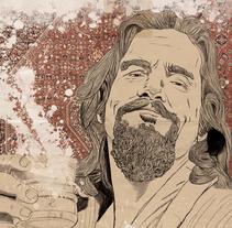 Un tributo a El Gran Lebowski y su Ruso Blanco. Um projeto de Cinema, Vídeo e TV de Sergi Montaner Rafart - 08-12-2016