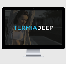 Termiadeep, equipos de hipertermia . A Br, ing, Identit, and Web Design project by NiceDay! Estudio creativo         - 05.12.2016
