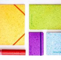Diseño de línea gráfica para Nimalitos de manualidades para niños. A Design, Editorial Design, and Graphic Design project by DIKA estudio  - 02-02-2014
