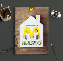 Catálogo general Massó Consumo 2017. A Illustration, Advertising, Art Direction, Editorial Design, and Graphic Design project by Disparo Estudio  - 08-01-2017