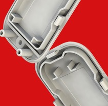 Diseño con Solidworks para a2i. Um projeto de Design industrial de Francisco José Sagone Cáceres         - 09.06.2015
