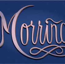 Morriña. A Design, Illustration, T, pograph, Writing, and Calligraph project by Ana Aguín López         - 15.01.2017