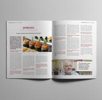 REVISTA 60 ANIVERSARIO DISBESA. A Editorial Design, and Graphic Design project by Claudia Domingo Mallol         - 30.09.2016