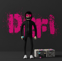 Mi Proyecto del curso: Modelado de personajes en 3D. Un proyecto de 3D de Luis Aguilera         - 18.01.2017