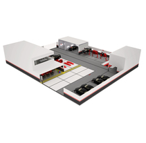 Manual de Marca SSTT Dercocenter. A 3D, and Graphic Design project by Daniela Águila         - 17.01.2017