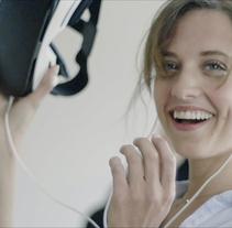 Nuestros Amantes - Primer Trailer de Cine Español en 360º. Un proyecto de Vídeo de Futura VR Studio  - 16-05-2016