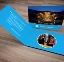 Powerpoint Layout Design. Un proyecto de Diseño editorial de Amanda Vázquez         - 22.01.2017