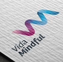 Vida Mindful - Identidad para una instrutora de Yoga y Mindfulness. Un proyecto de Br e ing e Identidad de Edmundo Miranda         - 23.01.2017