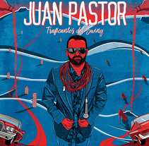 Juan Pastor - Traficantes del Swing. A Illustration project by HǢl Phlegathon         - 29.08.2016