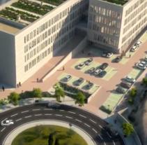 Proceso Constructivo. Un proyecto de 3D, Animación y Arquitectura de Sebastián García         - 07.07.2015