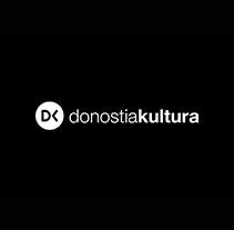 Nueva identidad corporativa de Donostia Kultura. A Br, ing, Identit, and Graphic Design project by TGA +  - 13-02-2017