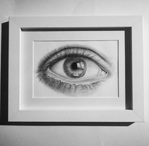 dibujos de ojos. A Design, Photograph, Animation, Fine Art, Graphic Design, and Comic project by LUIS ALAVA HERRERA         - 13.02.2017