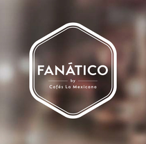 Fanático. A Design, Br, ing, Identit, and Graphic Design project by Estudio Pep Carrió  - Feb 20 2017 07:03 AM