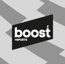 Boost eSports. A Advertising, Br, ing, Identit, Design Management, Web Design, Web Development, Video, and Social Media project by Diego Von Trier - 23-02-2017