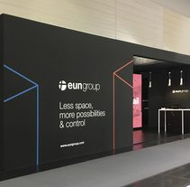 """Stand Orgatec"" EUN. A Design Management, Graphic Design, Interior Architecture&Interior Design project by TGA +  - 23-02-2017"