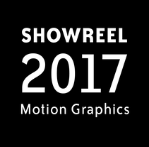 SHOWREEL 2017. A Motion Graphics, Film, Video, TV, 3D, and Animation project by Javier Lavilla García - 02-03-2017