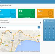 UmaBus. Um projeto de Desenvolvimento Web de Alfonso Silveria Silveria         - 03.05.2015