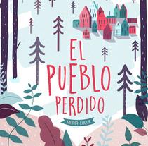 Book cover. A Design project by Angela Secilla granados         - 03.03.2017