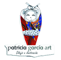 Tarjetas de visita. A Design, Graphic Design&Infographics project by Patricia García         - 15.08.2015
