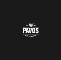 Pavos del Campo. Un proyecto de Diseño, UI / UX, Dirección de arte, Br e ing e Identidad de Montenegro Creative Studio  - 06-03-2017