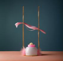 36 days of type. Un proyecto de Fotografía, Dirección de arte, Diseño gráfico y Escenografía de I'm blue I'm pink  - 07-03-2017