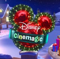 Disney Cinemagic 2010. Un proyecto de Publicidad, 3D y Animación de Alex Mateo         - 06.03.2017