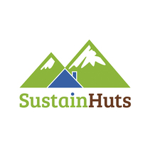 Proyecto SustainHuts. A Graphic Design, and Web Design project by Sara Palacino Suelves         - 08.03.2017