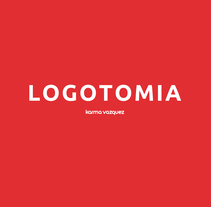 L O G O T O M I A. A Br, ing, Identit, Fine Art, Graphic Design, and Naming project by Karma Vazquez         - 15.03.2017