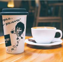 MOCAY CAFÉ (Packaging). Un proyecto de Diseño gráfico de Sara Sánchez Vargas         - 16.03.2017