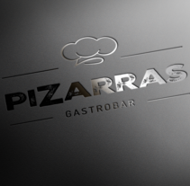 Pizarras Gastrobar. Un proyecto de Br e ing e Identidad de Julio del Río - 01-09-2016