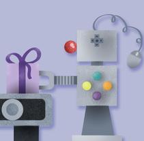 Gift Jam. Un proyecto de Diseño, Ilustración y Diseño de juegos de Isi Cano         - 09.01.2017
