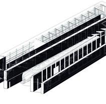 Termas en Alhama de Aragón - PFC . Un proyecto de Arquitectura de Nuria Torralba Callado         - 24.03.2017