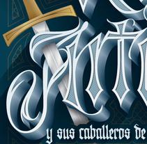 Austral. Un proyecto de Ilustración, Diseño gráfico, Tipografía, Caligrafía y Lettering de Joan Quirós - 01-04-2017