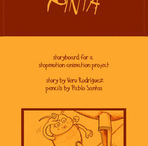 Pinta´s storyboard. A Animation, and Stop Motion project by pablo santos rey         - 01.04.2017