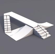 36 Days of Type 2017. A 3D project by Daniel Gutiérrez - 08-04-2017