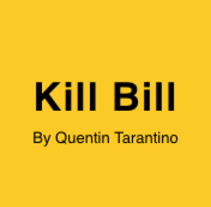 Kill Bill - Minimalist Movie Posters in CSS. Un proyecto de UI / UX, Diseño gráfico, Diseño Web y Desarrollo Web de Manu Morante - 09-04-2017
