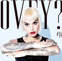 Creadora de Ovey? Magazine. A Art Direction project by Irina Alegre García         - 13.09.2013