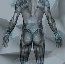 MIGUEL PÉREZ | Clínica de Fisioterapia. Un proyecto de Dirección de arte, Diseño gráfico y Diseño de interiores de Fran Sánchez         - 16.12.2016