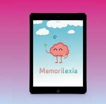 MEMORILEXIA. Un proyecto de UI / UX y Diseño gráfico de Aaron Porlan Gese         - 15.03.2017
